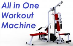 all in one workout machine