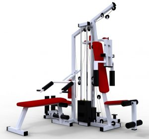 All in One Workout Machine otherwise know as a multigym